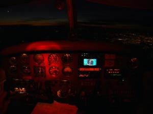 Přístroje Piper PA-28R-200
