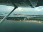 Benátky a letiště Lido