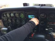Zadávání tratě do GNS430
